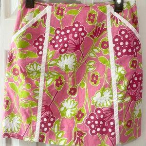 Lilly Pulitzer Originals Vintage Skirt